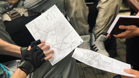 Воронежские транспортники создали маршрутную карту низкопольных автобусов