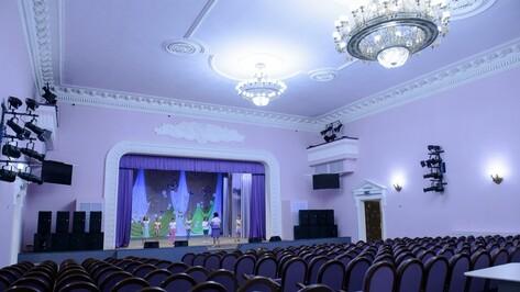 Семилукский отдел ЗАГС переедет во дворец культуры