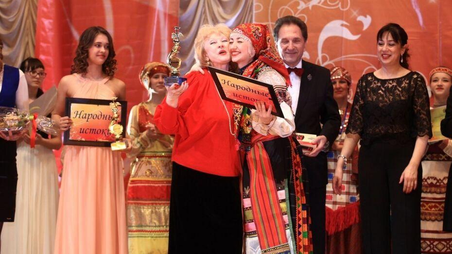 Воронежцы получили 2 гран-при в Сочи на конкурсе «Народные истоки»