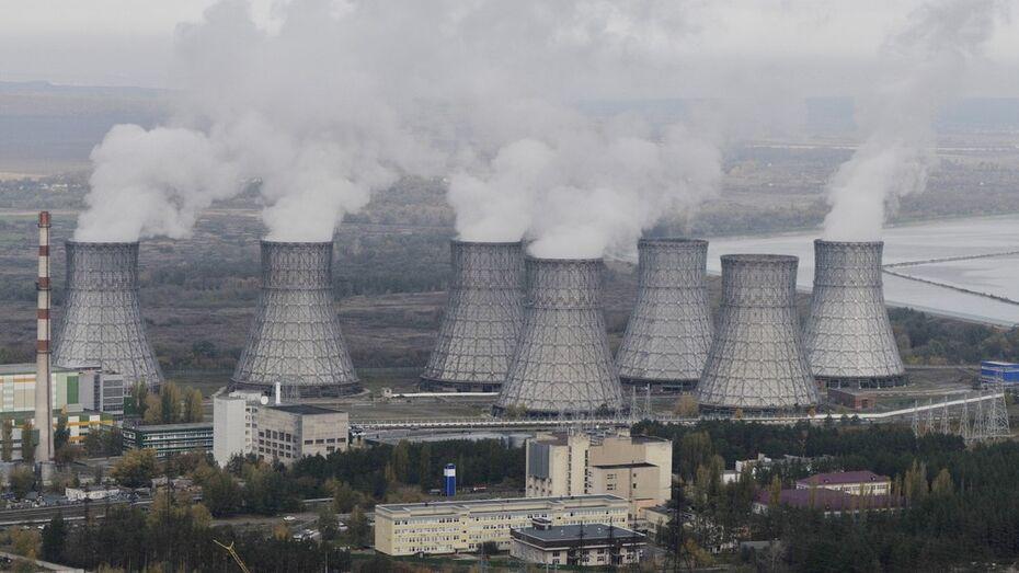 «Росатом» вложит 23 млрд рублей в новые блоки Нововоронежской АЭС