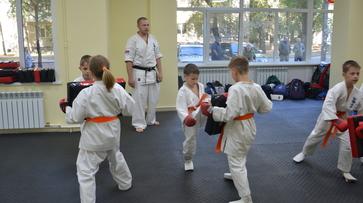 В Воронеже на месте центра занятости открылся зал единоборств
