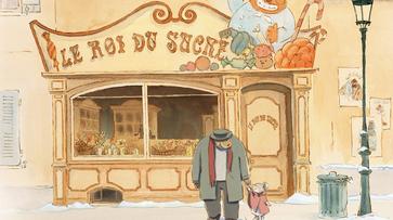 Большой фестиваль мультфильмов открыли мышка и медведь
