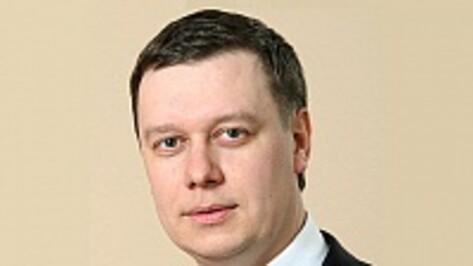 Александр Гусев представил Сергея Журавлева в качестве руководителя воронежского водоканала