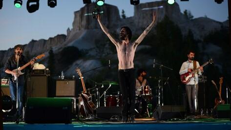 Музыка мира в Белом колодце: электродрель, пандури и восточные танцы