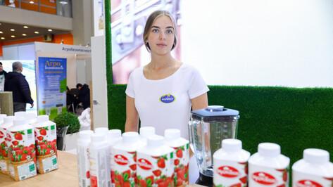 Воронежская компания представила свою продукцию на выставке «Золотая Осень»