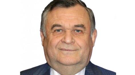 Председатель КСП Воронежской области досрочно сложил полномочия