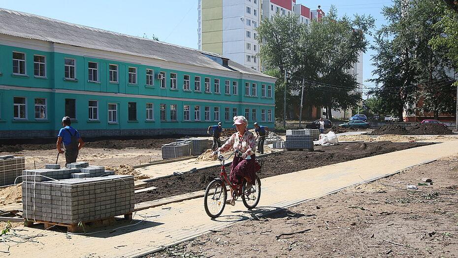 Благоустройство скверов и парков затронет каждый район Воронежа