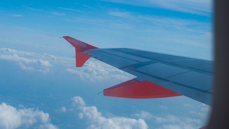 Полеты из Воронежа в Барселону начнутся с 25 мая