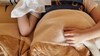 Почти 3,5 тыс воронежских детей заболели ОРВИ за неделю