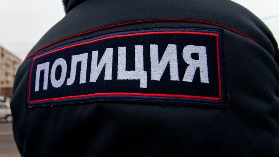 Полиция попросила воронежцев помочь в поимке круглолицего разбойника