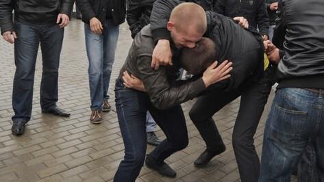 В Воронежской области в массовой драке пострадали 8 человек