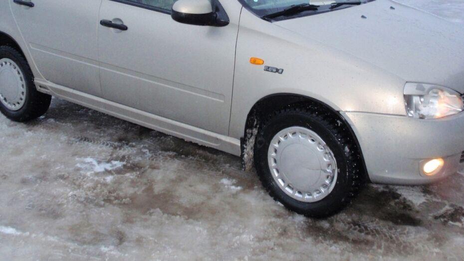 «Лада» насмерть сбила мужчину в Воронежской области