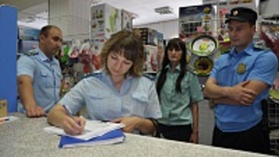 Павловские приставы арестовали имущество местного предпринимателя стоимостью более двух миллионов рублей