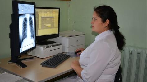 В Семилуках появился новый цифровой флюорограф