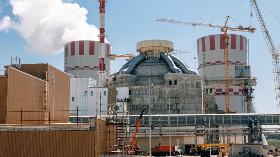 На энергоблоке №2 Нововоронежской АЭС-2 стартовал важный этап пуско-наладочных работ