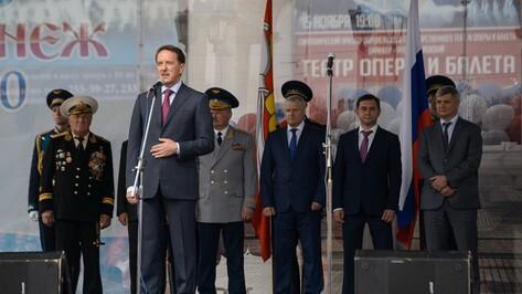 Губернатор наградил почетных граждан Воронежа