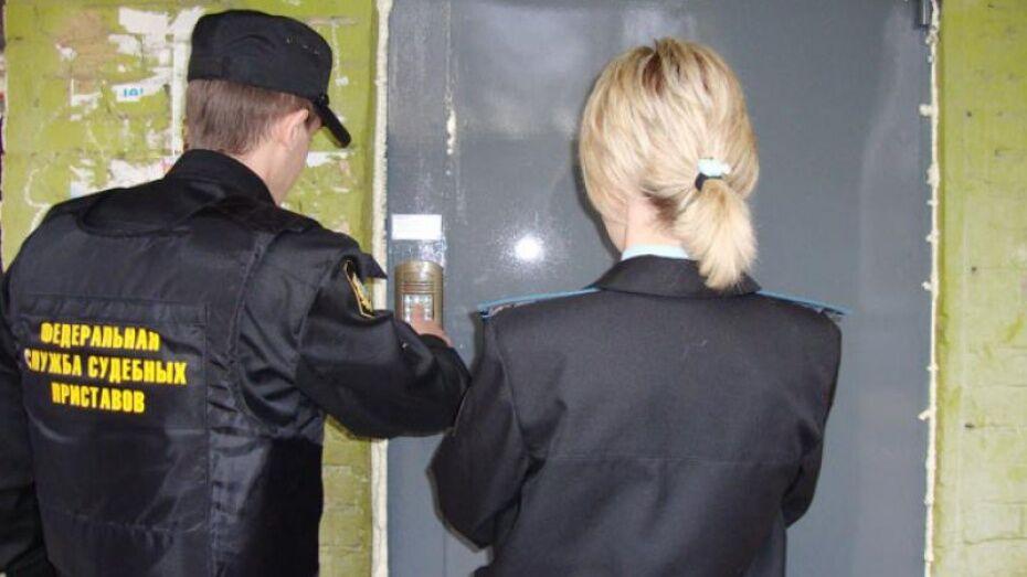 Жителя Воронежской области арестовали на двое суток за неуплату алиментов