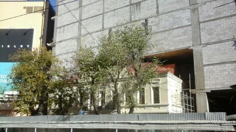 Купеческий дом внутри «Галереи Чижова» в Воронеже попал в «Идиотеку» Артемия Лебедева
