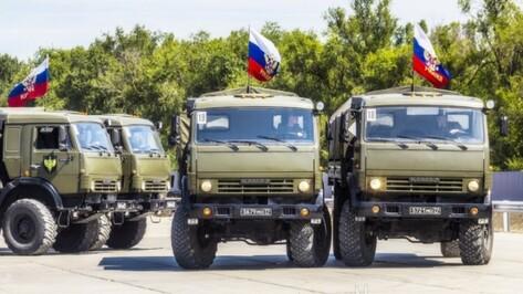 На Армейские игры-2016 в Воронежскую область приедут военные из 5 стран