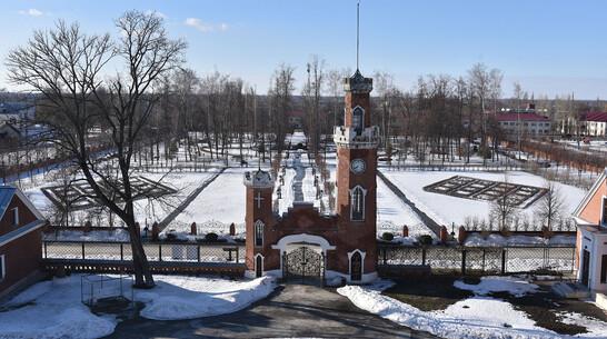 Все 9 залов на цоколе дворца Ольденбургских под Воронежем откроются после реставрации