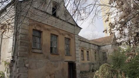 В воронежском Доме Гарденина откроют музей эпохи Петра I