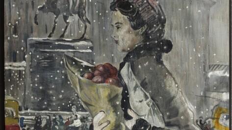 В воронежской библиотеке Никитина открылась выставка единственной картины