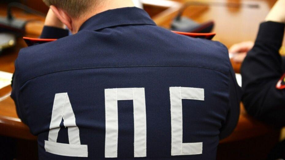 В Воронеже бывшие полицейские получили условные сроки за инсценировку 38 ДТП