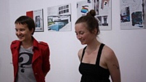 Русско-голландские художницы привезли в Воронеж исследования воспоминаний
