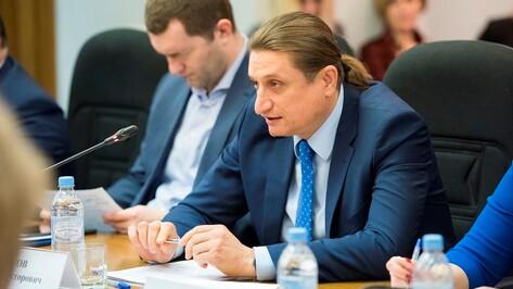 Воронежского депутата Госдумы Сергея Чижова признали лидером законотворчества