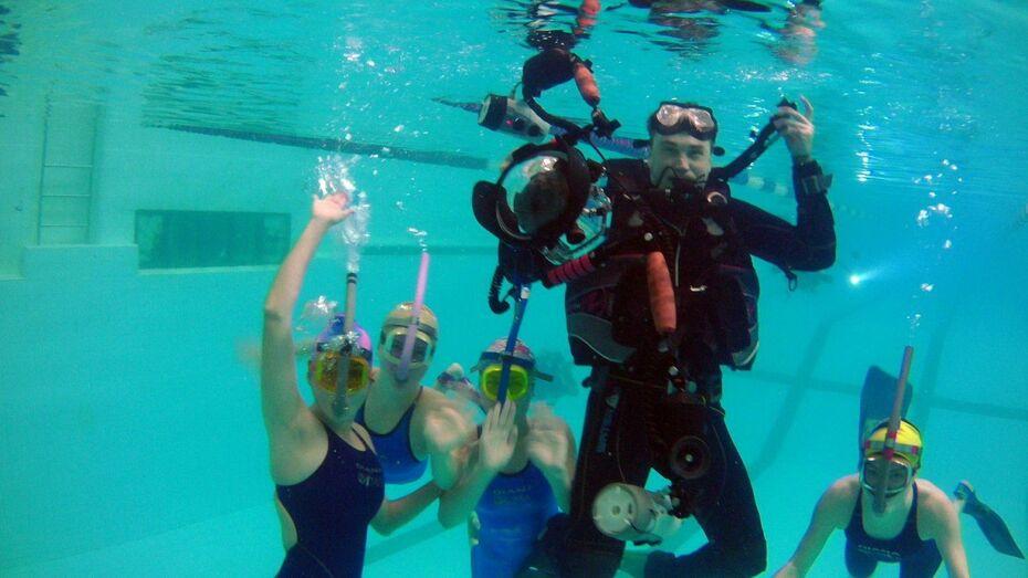 В Воронеже прошел первый Всероссийский чемпионат по подводной фотографии