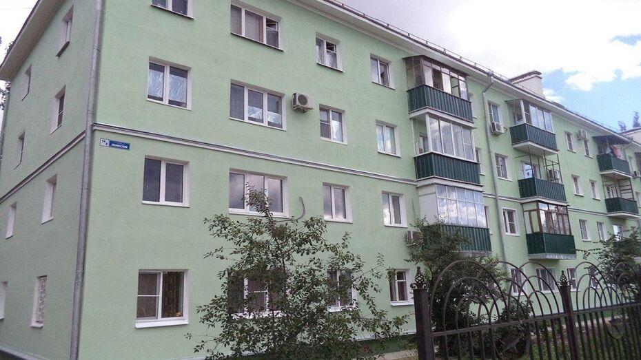В Воронежской области отремонтировали 358 многоэтажек