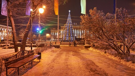 Трезвая пробежка и бой городских курантов. Как отметят Новый год герои РИА «Воронеж»