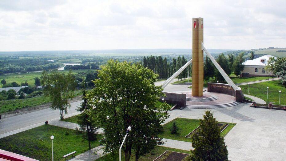 Хохольское село Гремячье получило почетное звание «Населенного пункта воинской доблести»
