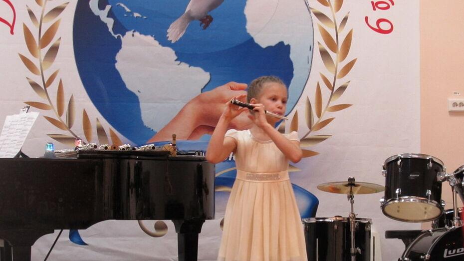 Воронежская флейтистка получила гран-при международного конкурса