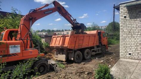 Водоканал назвал предварительные причины прорыва на левом берегу Воронежа