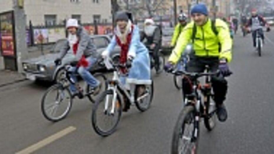 Веловоронежцы попросили велосипедистов подготовить наряды к костюмированному заезду