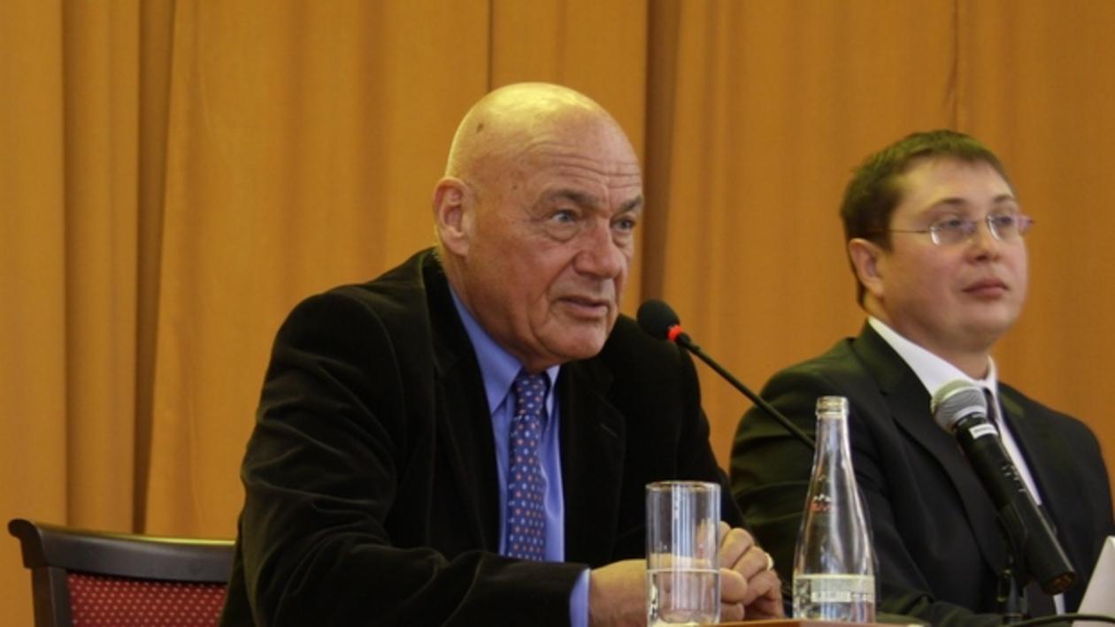 Владимир Познер: «Для журналиста неопределенная позиция – единственно возможная»