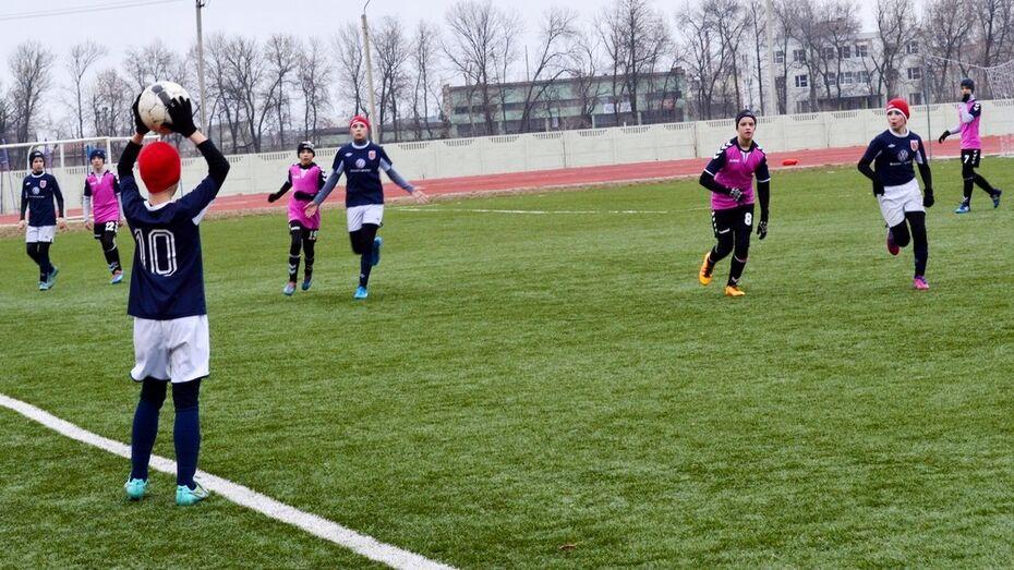 В Рамони прошел межрегиональный чемпионат детского футбола