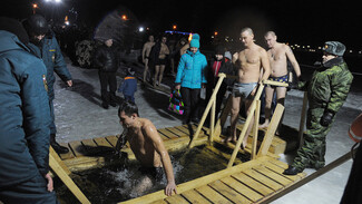 МЧС опубликовало уточненный список мест для купания на Крещение в Воронежской области