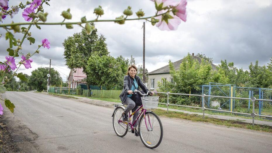 В Лискинском районе военный пенсионер помог почтальону