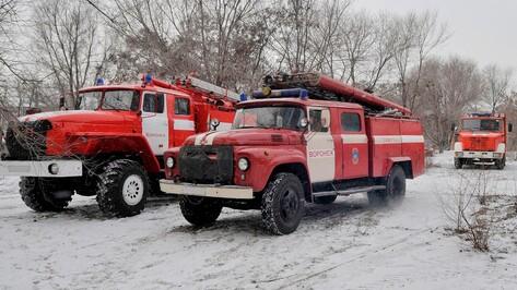 Особый противопожарный режим начнется в Воронежской области 30 декабря