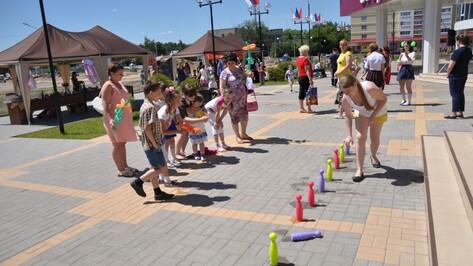 В Павловске прошел первый районный фестиваль замещающих семей