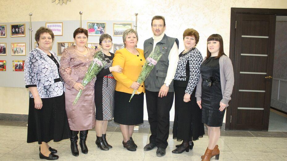 Хохольский клуб получил звание «Модельного дома культуры»