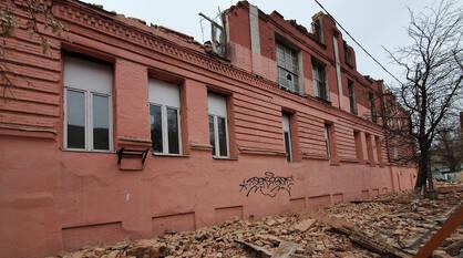 Воронежский архитектор предложил варианты использования территории снесенного хлебозавода