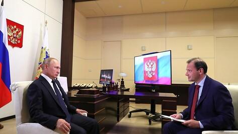 Владимир Путин ответил на критику российской вакцины со стороны Запада