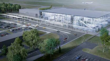 На создание аэровокзального комплекса в Воронеже направят более 5 млрд рублей