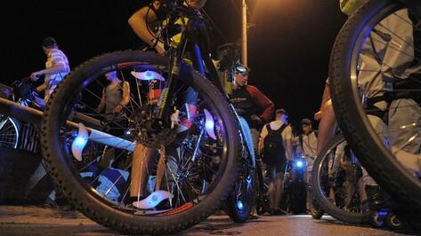 Организаторы воронежской «Велоночи» впервые запустили онлайн-регистрацию