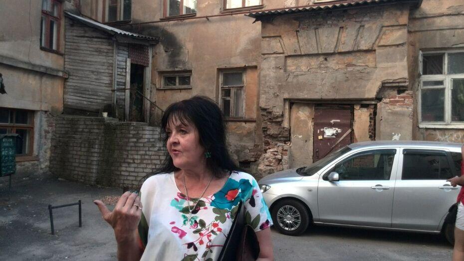 Воронежские краеведы обеспокоились судьбой старинного дома 40 по Карла Маркса