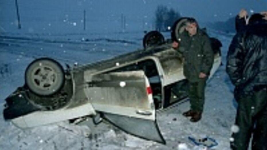 42 аварии по вине пешеходов произошли в январе на дорогах Воронежской области