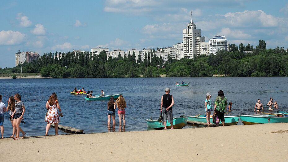 Санврачи разрешили купаться и отдыхать на 4 пляжах Воронежа